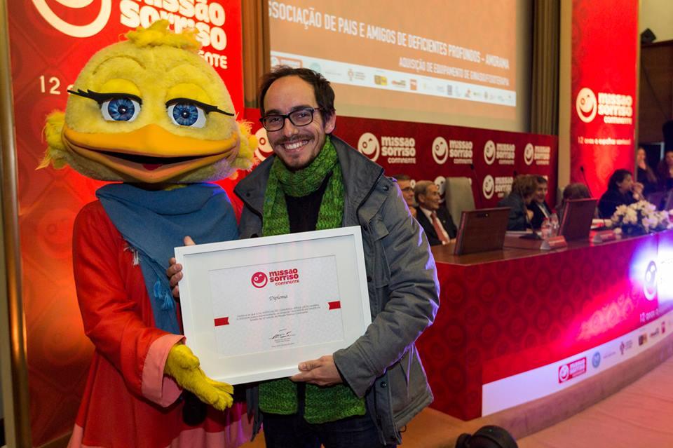 ACA ganha prémio Missão Sorriso 2014