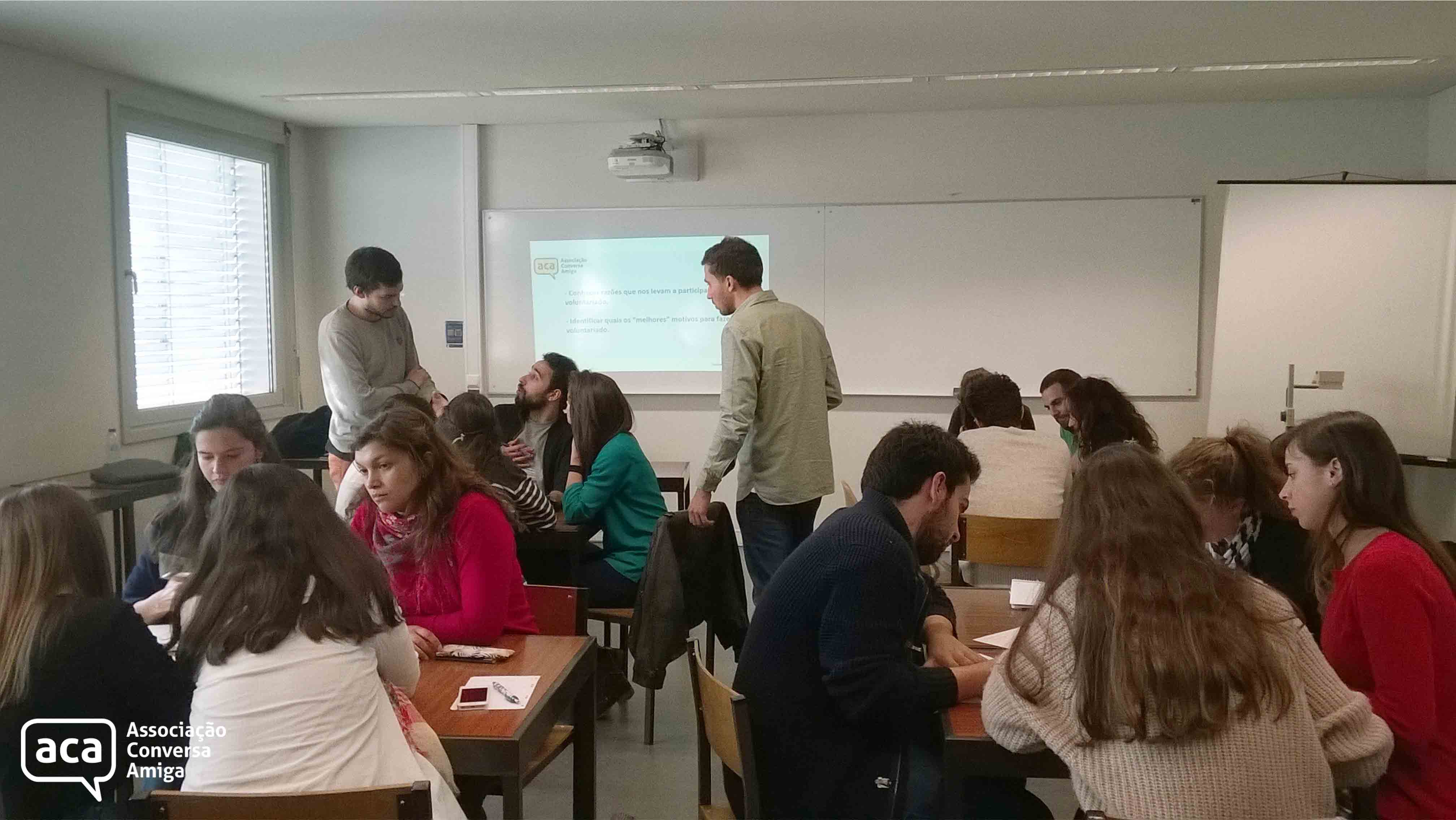 Formação em empreendedorismo social e voluntariado no Porto!