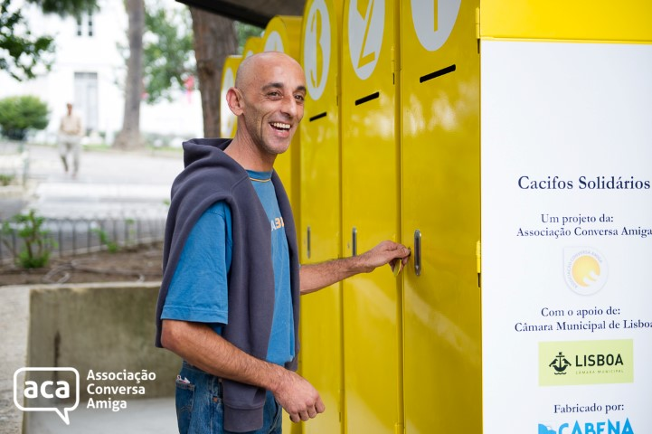 ACA | Projeto Cacifos Solidários