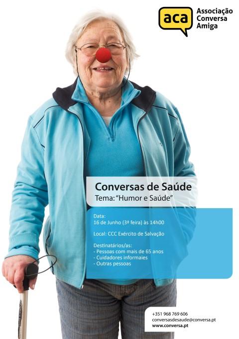 Projeto Conversas de Saúde |Humor e Saúde