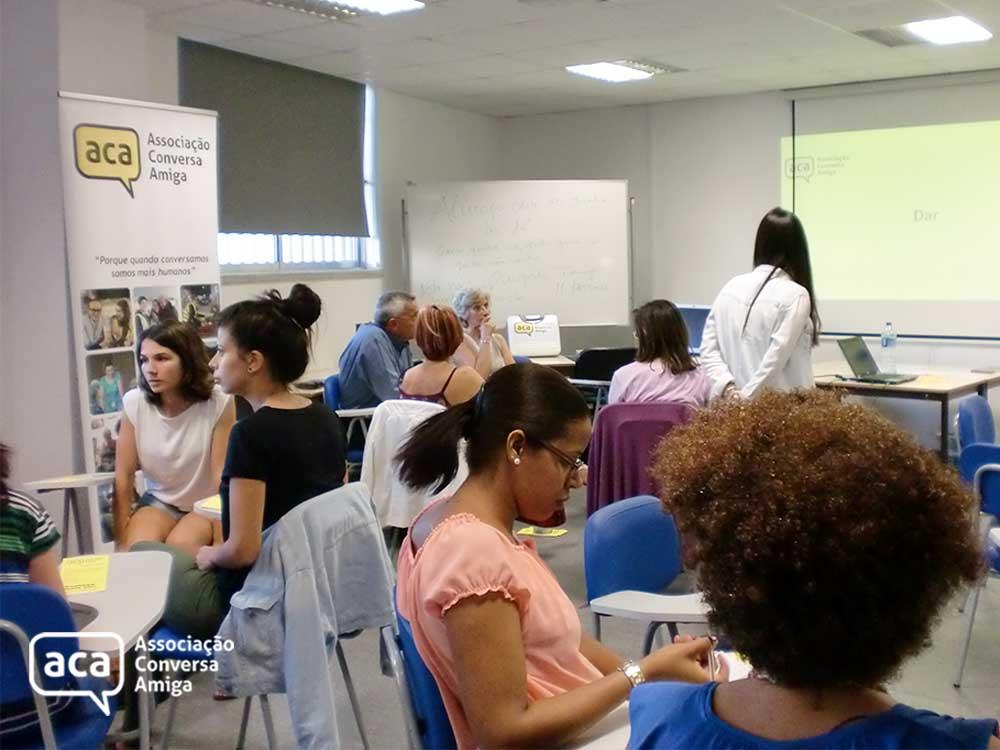 Workshops Voluntariado