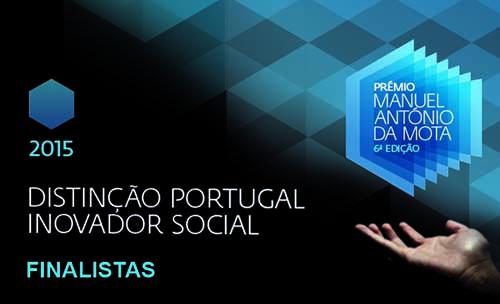 Inovação e Empreendedorismo Social | Prémio Manuel da Mota 2015 | A ACA está entre as 10 candidaturas finalistas.