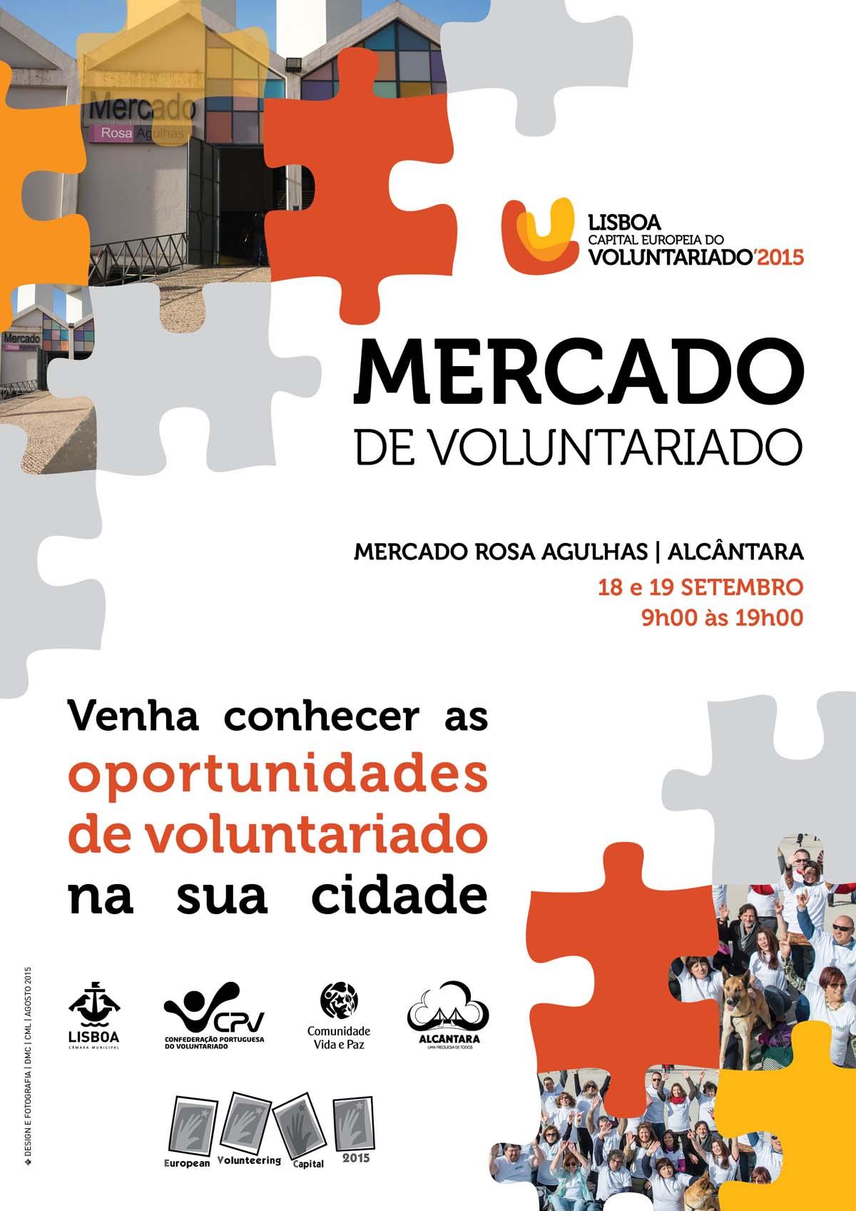 Mercado de Voluntariado