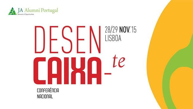 VI Conferência Nacional da JA Alumni Portugal | 28 e 29 de Novembro