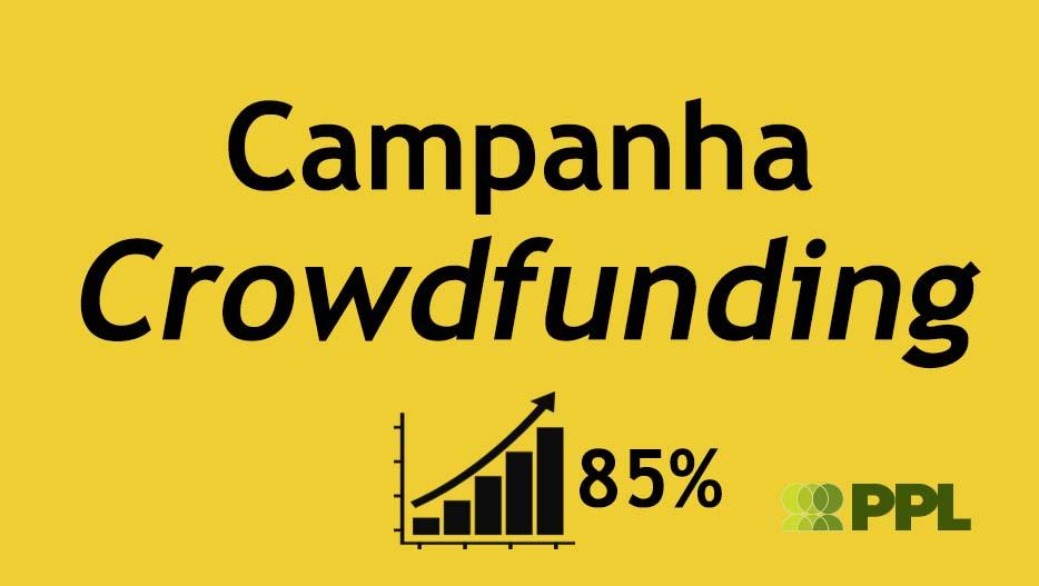Campanha de Crowdfundig | 85%