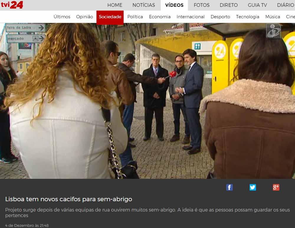 Cacifos Solidários S. Apolónia | TVI