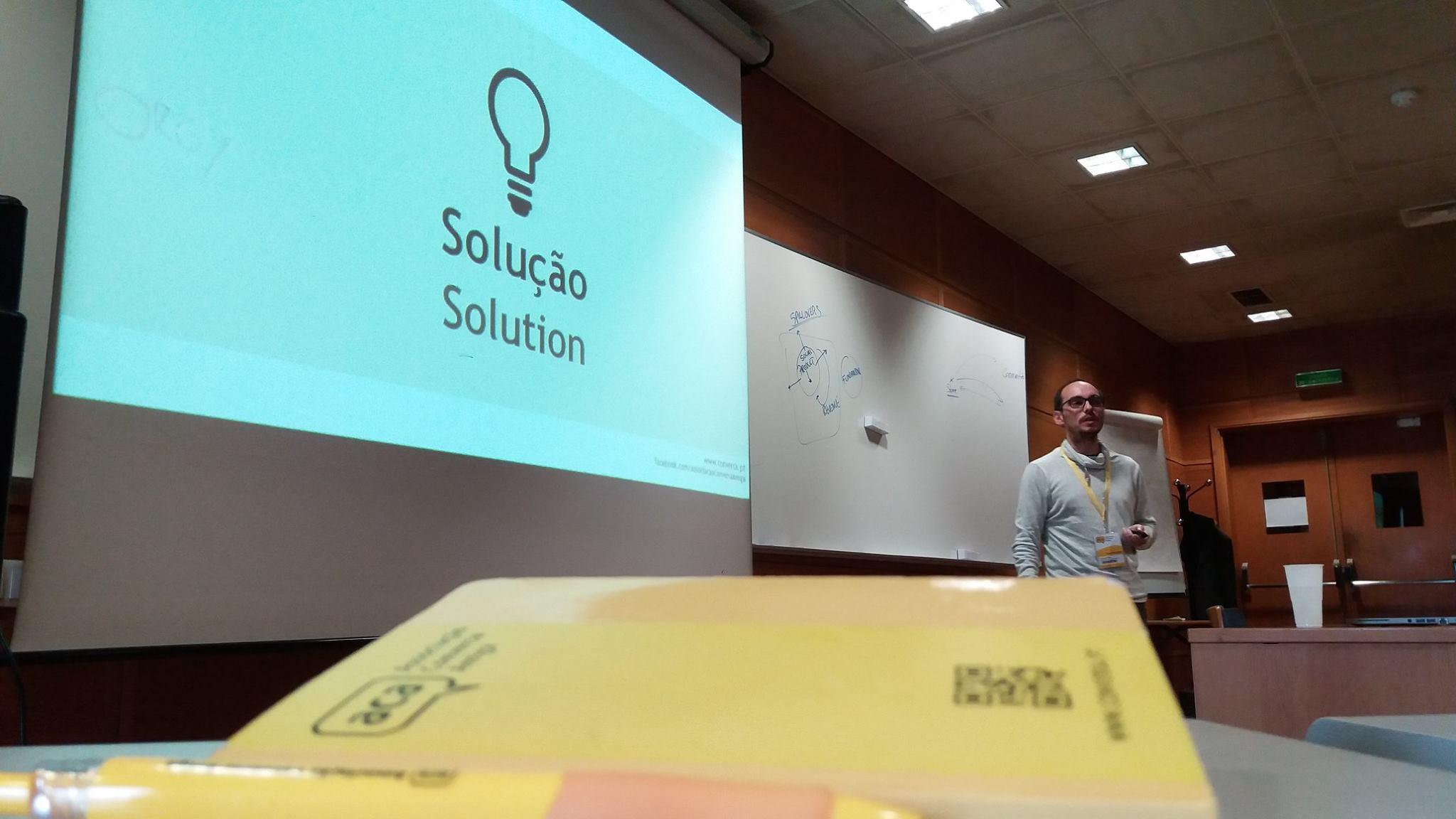 ACA na Universidade  Católica de Lisboa