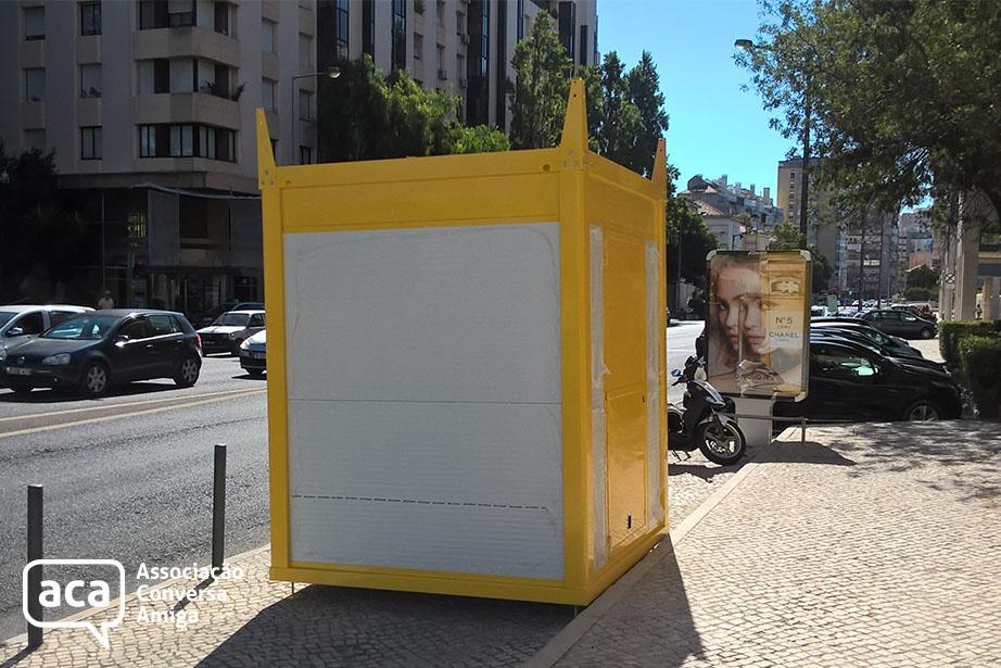 Novo Quiosque da Saúde em Lisboa