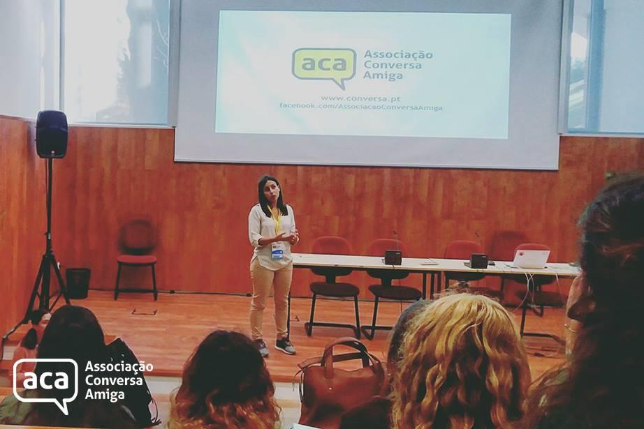 """ACA no """"II Encontro de Voluntários"""" da AE-FPIEUL"""