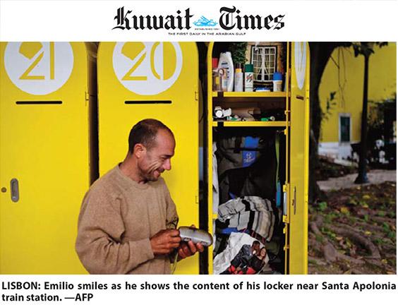 ACA no Kuwait Times
