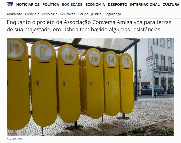 TSF – Reino Unido quer importar cacifos solidários criados em Portugal