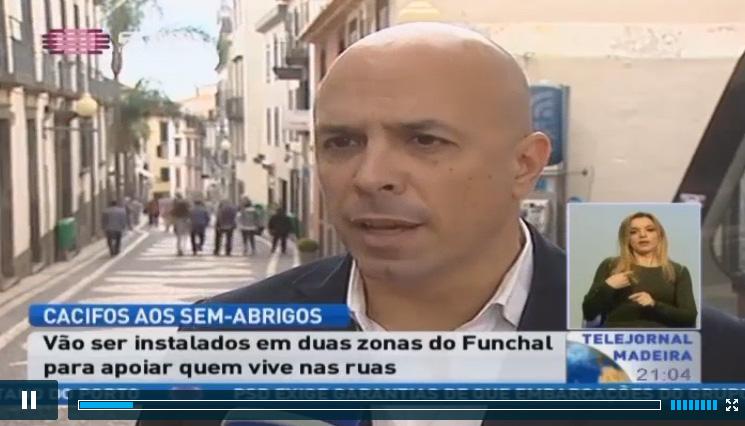ACA e Cacifos Solidários no Funchal