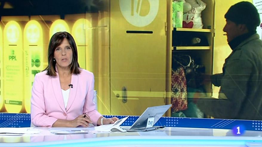 ACA no Telejornal da RTVE
