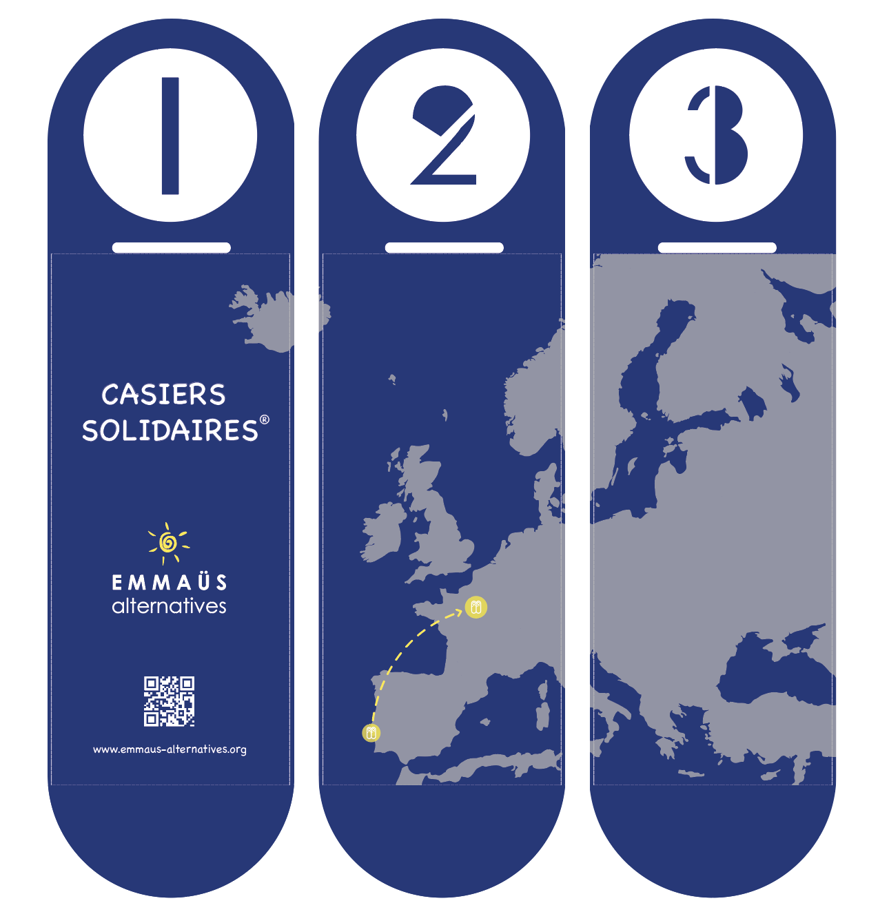 Casiers Solidaires®