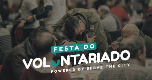 Festa do Voluntariado STC 2018