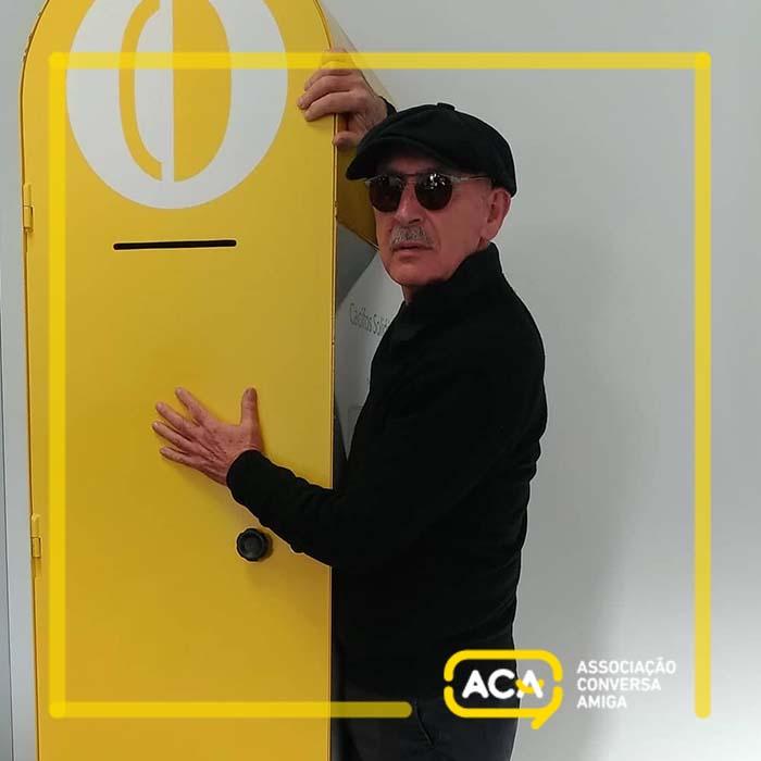 Vitorino visita a ACA