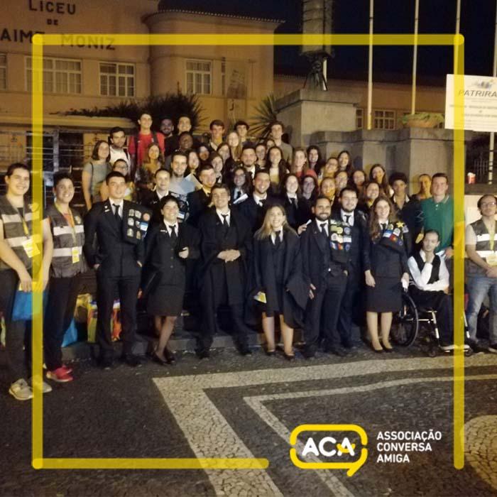 Alunos/as de Gestão da Universidade da Madeira