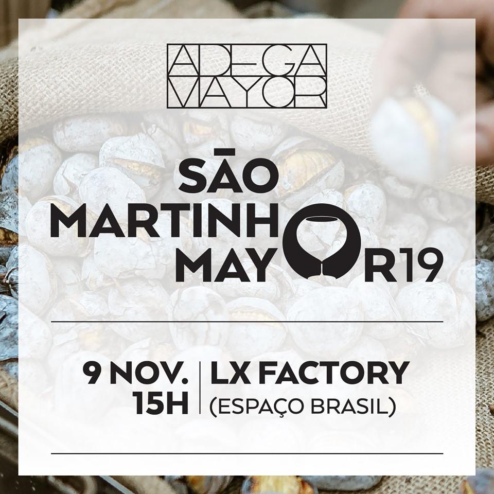 São Martinho Mayor 2019