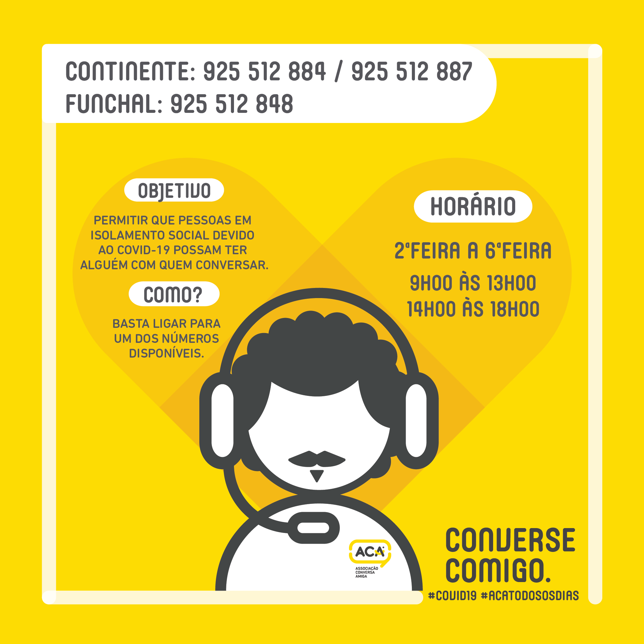 CONVERSE COMIGO.