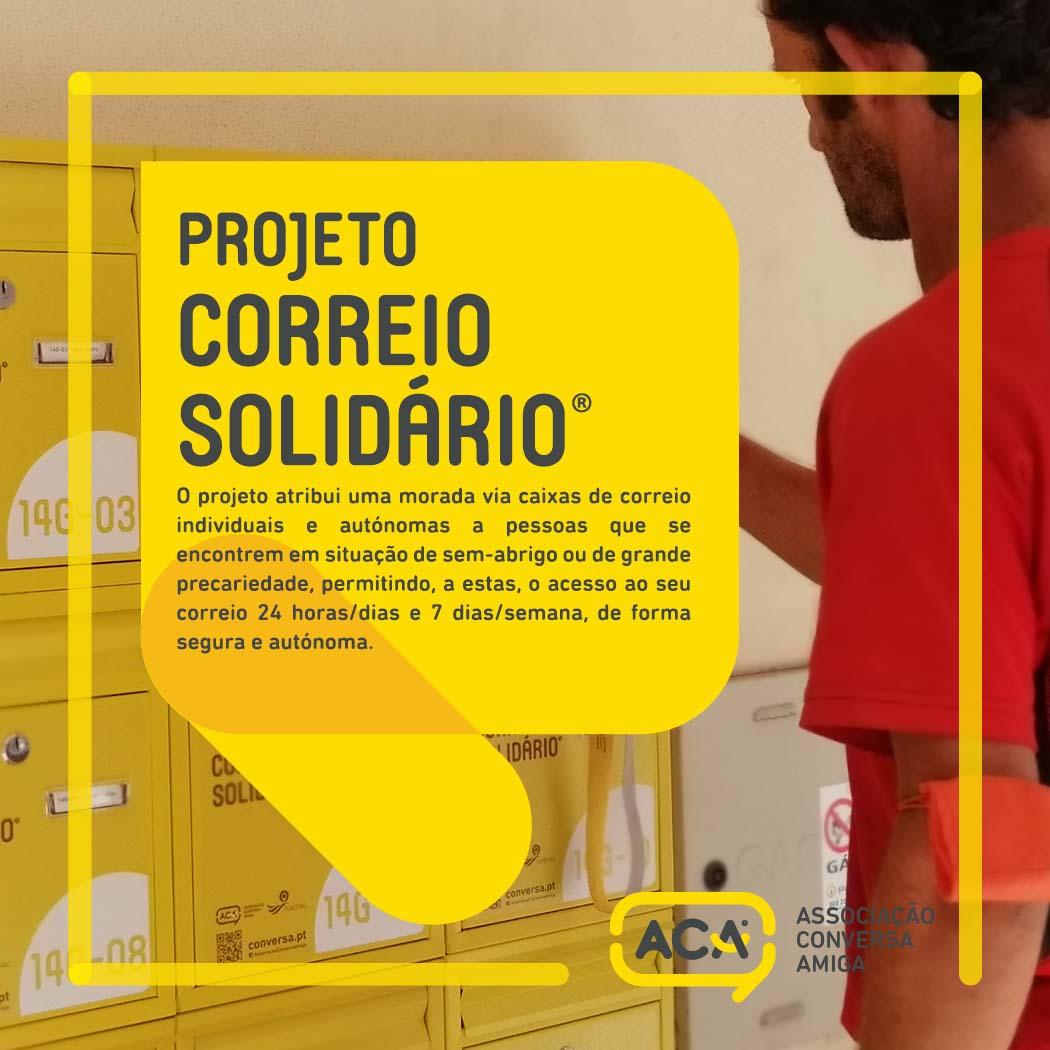 Projeto Correio Solidário