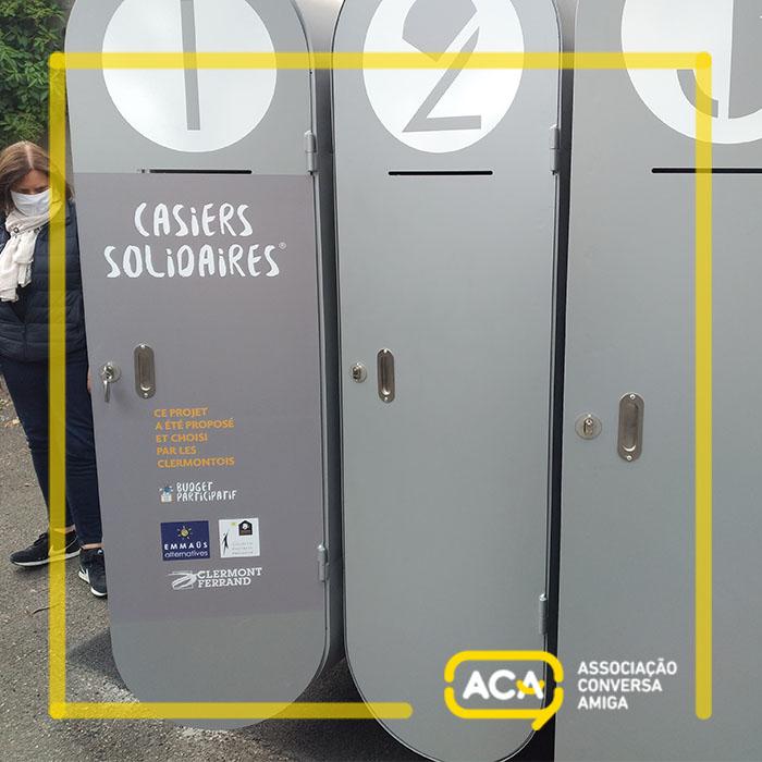 Cacifos Solidários – França